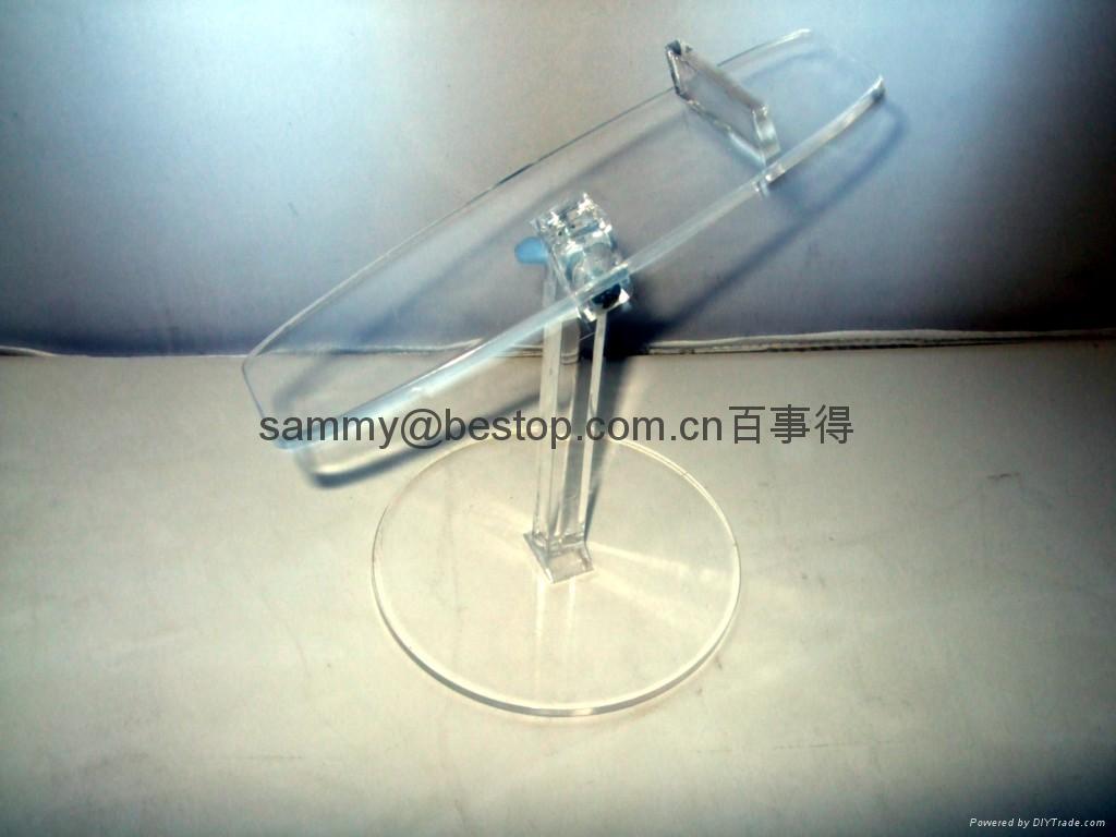 有機玻璃鞋架(展示架) 3