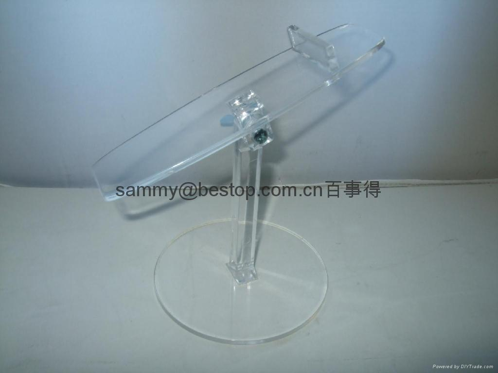 acrylic shoes display stand(riser) 5