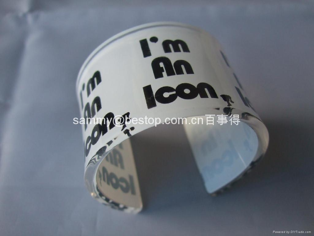 acrylic bangle with offset printing ,Acrylic Bangle Bracelet ,fashion bangle,Acrylic display stands, Acrylic sign letter ,Acrylic photo Frame,Literature displays, Brochure holders, Acrylic sign holder,Menu stand,Promotion gifts,Cell phone display stands, Acrylic Easel Book Holder Rack,Acrylic display case/Box ,Diecast car display case ,Trophies, Artistic ,POP display stands,Acrylic coaster,Jewelry display stand,dome display, eyewear display stands,LED lighting  Box,Poster display,LED display stands,Watch display stand,Counter top display stand,POP stand,POP display,Floor Standing Unit ,PETG,PVC,Vacuum forming,Window display stand,Acrylic Award,Cosmetic display,metal display rack, acrylic display rack.wooden display rack,retail shop display stand.