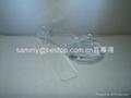 有機玻璃鞋架/acrylic shoe riser 3