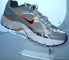 有机玻璃鞋架/acrylic shoe riser
