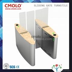 Full Height Flap Barrier Gate