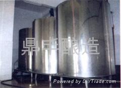 柿子醋生产线