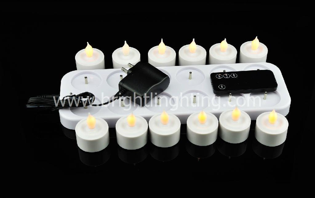 LED candle 2