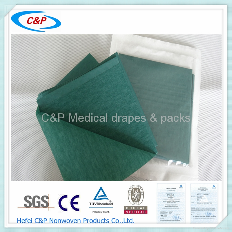3ply Sterile Disposable Surgical Drape Sheet