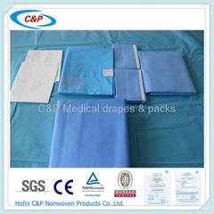 Plastic surgery drapes pack