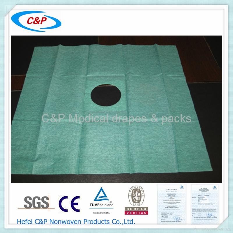 2Ply Adhesive Apeture Drape 3