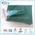 2Ply Adhesive Apeture Drape 5