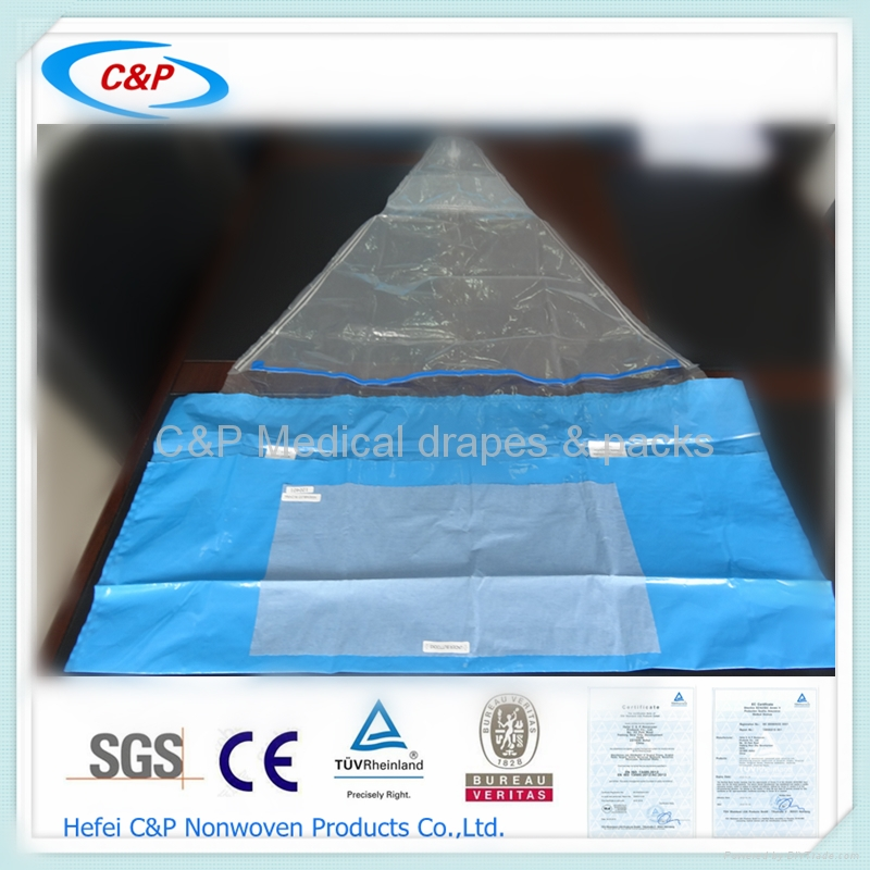 Disposable Underbuttock Drape with Calibration 7