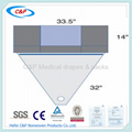 Disposable Underbuttock Drape with Calibration 8