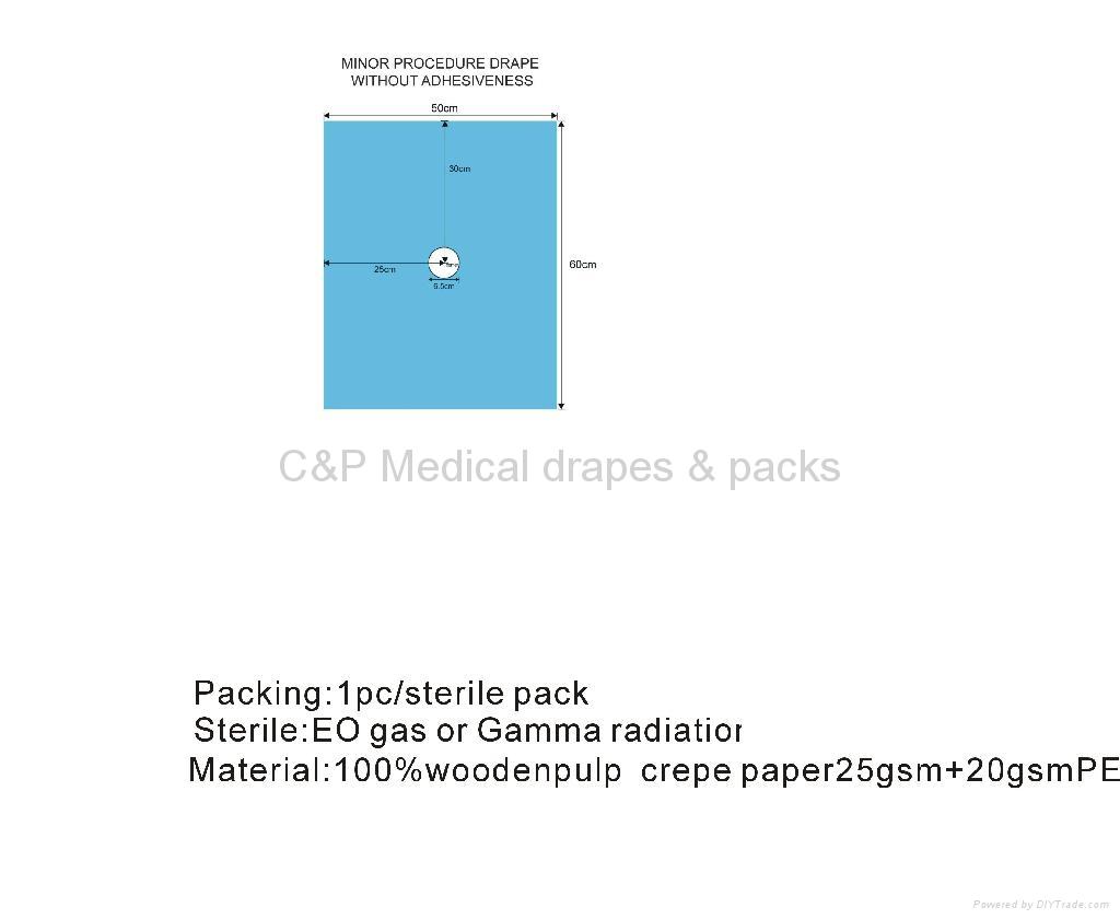 Apertured Surgical Drape 2