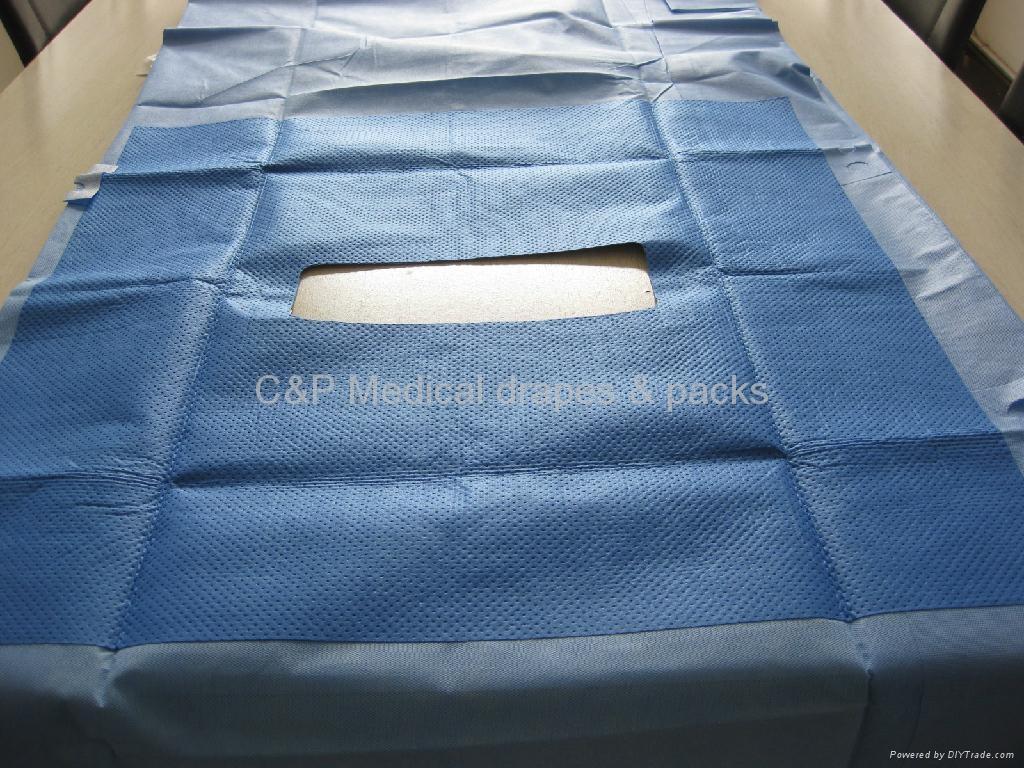 Minor Procedure Fenestrated Drape