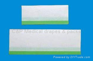 antimicrobial incise drape