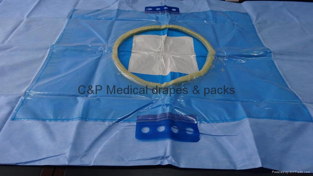 Cesarean Surgical Drape