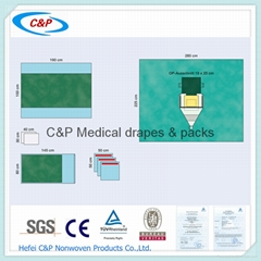 Sterile Disposable Cardiovascular Pack