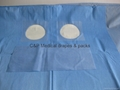 Sterile Disposable Angio Drapes