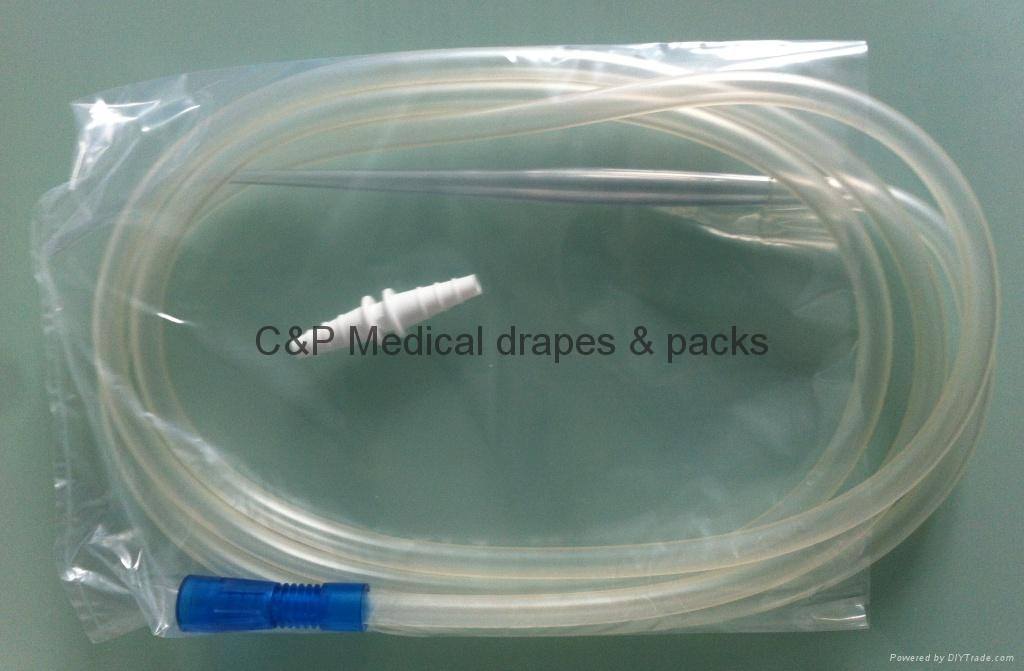 Surgical aspirator with yankauer tip