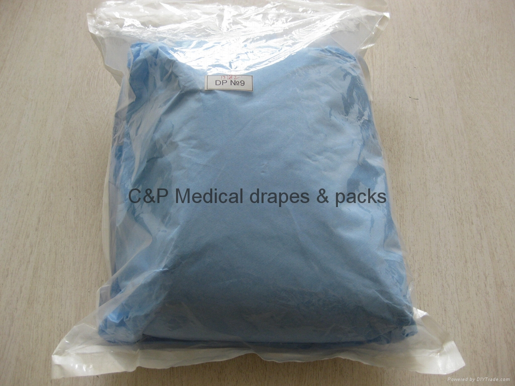 dental surgical kit packing