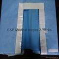 CV incise drape