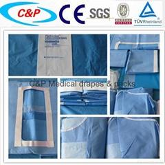 Sterile Disposable Laparoscopy/pelviscopy Pack I
