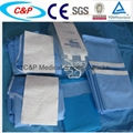 Sterile Disposable Laparoscopy/pelviscopy Pack I