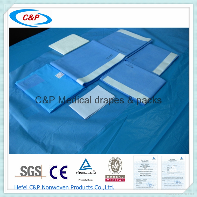 SMS drapes pack