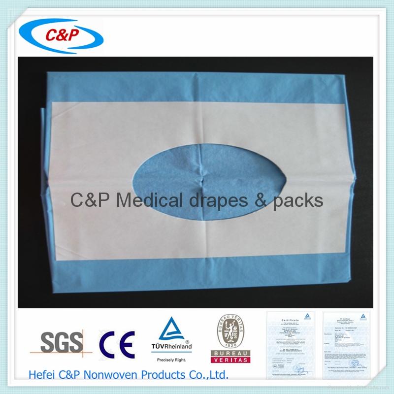 Apertured Surgical Drape 1