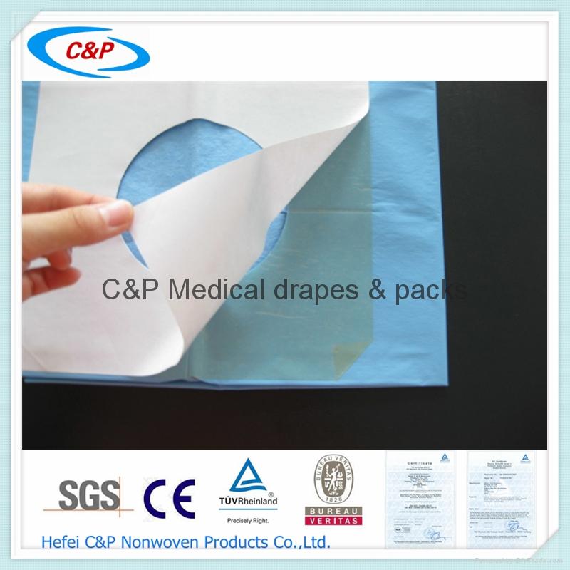 Apertured Surgical Drape 3