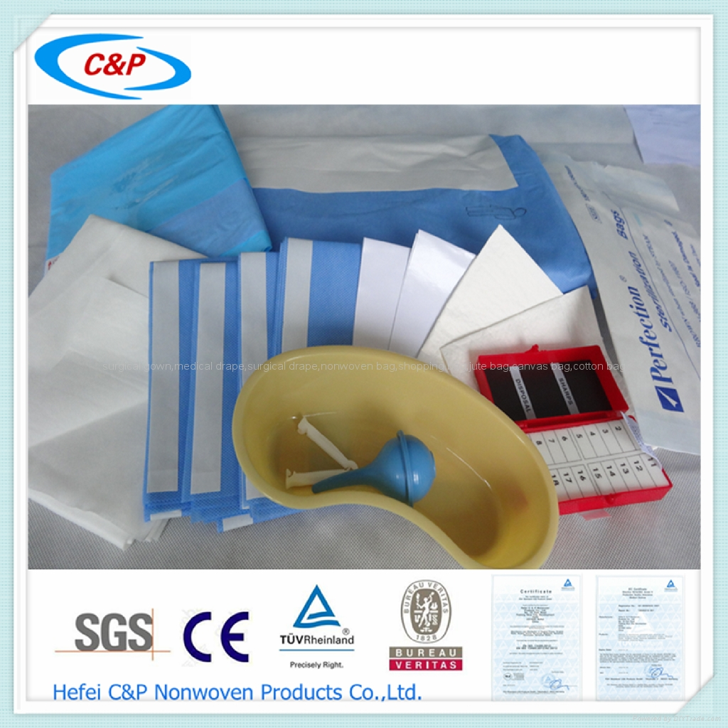 Disposable Sterile Delivery Surgical Pack
