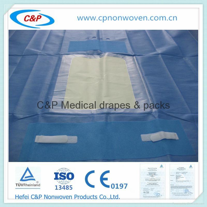 Spine Surgical Drape