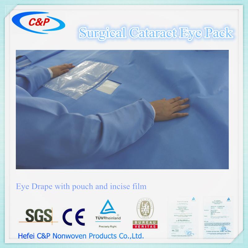 Disposable Surgical Eye drape
