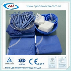 Dispsosable Sterile Angiography Set