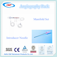 Dispsosable Sterile Cath-Lab Kit