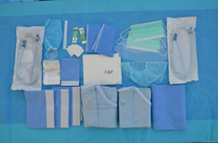 Sterile Dental Implant Drape Kits