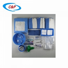 Disposable EO Sterile Femoral Angiography Drape pack (Hot Product - 1*)