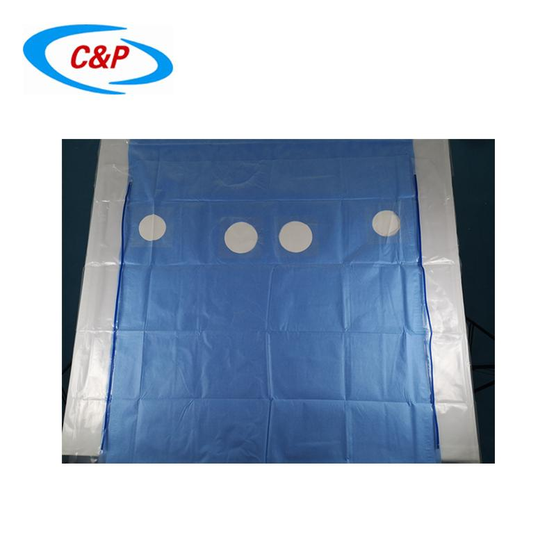 Angiography Surgical Drape
