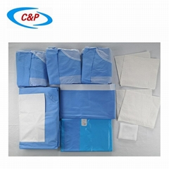 Sterile C-Section Surgical Pack Disposable Cesarean Kits