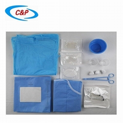 Ophthalmic Cataract Eye Surgical Drape Pack