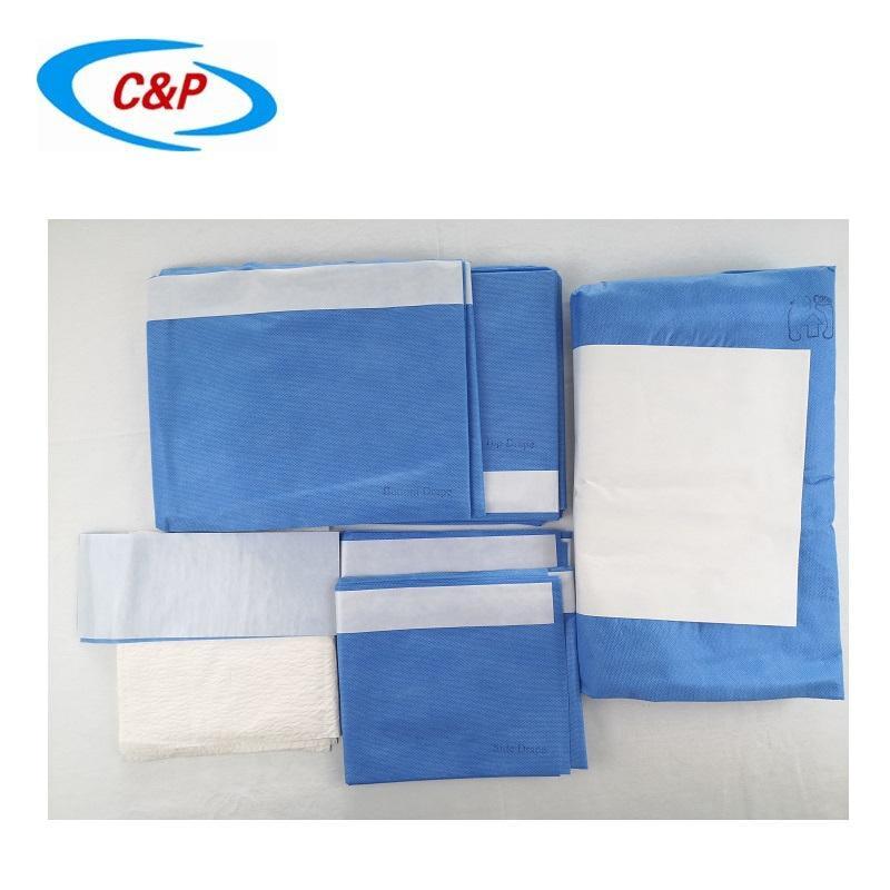 SterileCraniotomySurgical PackDisposable Neurology Drape Set