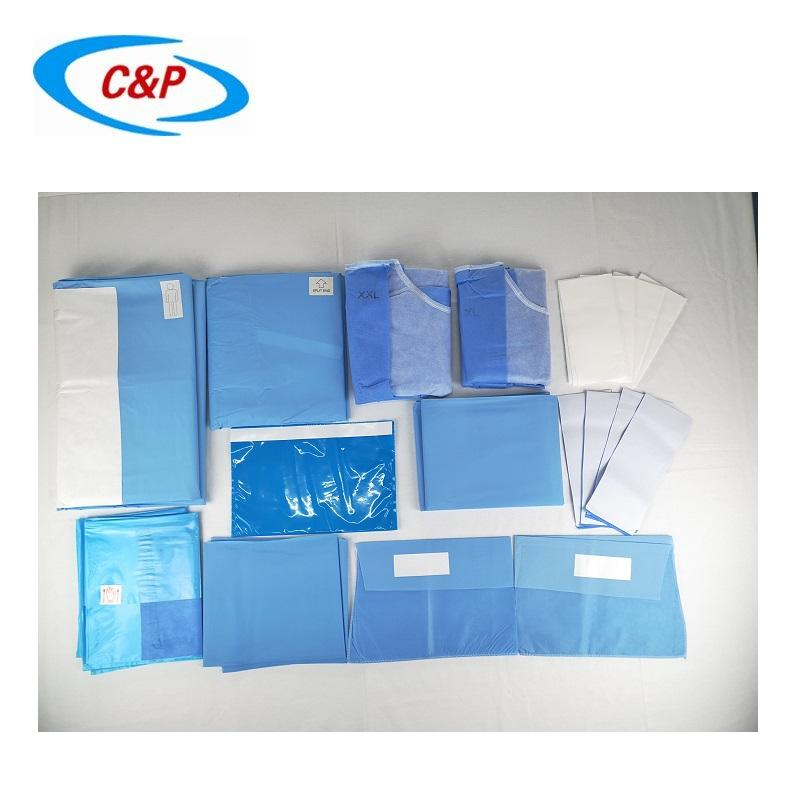 Sterile Cardiovascular Surgical Pack Disposable Cardiovascular Surgical Pack