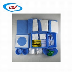 Disposable Radiology Pack Sterile Radiology Surgical Drape Pack