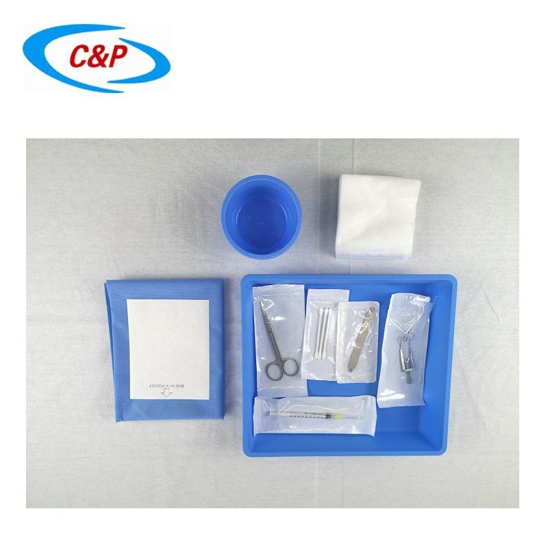 Customized Eye Surgical Pack Sterile Ophthalmology Surgical Kits