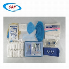 Medical Delivery Drape Pack Sterile Baby Birth Surgical Kits