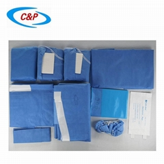 Sterile Cardiovascular Drape Pack Surgical Drape Pack Cardiovascular Set