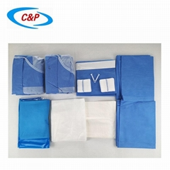 Disposable Natural Labour Surgical Pack Medical Delivery Drape Pack (Hot Product - 1*)