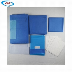 Medical Extremity Drape Pack EO Sterile Orthopedic Surgical Pack