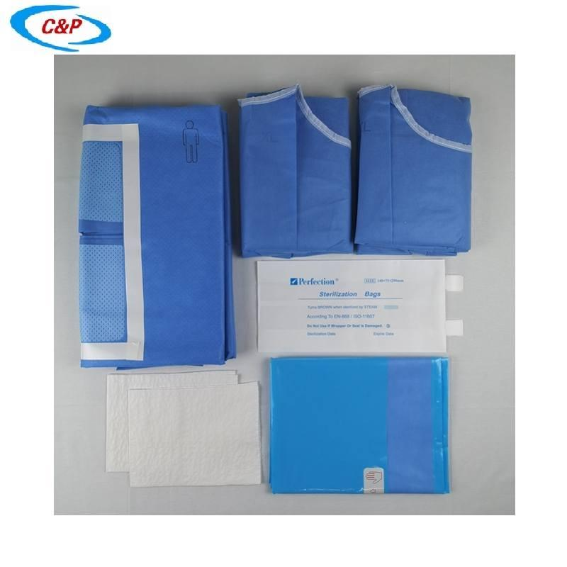 Laparotomy Drape Pack