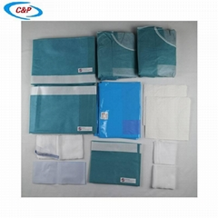 EO Sterile Disposable General Universal Surgical Drape Pack