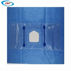 Disposable Ophthalmic Surgery Drape Surgical Eye Drapes