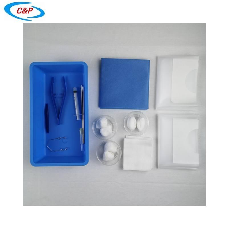 Disposable Ophthalmic Procedure Pack Surgical Eye Pack